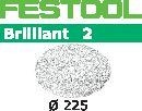 FESTOOL abrasive 25 pack, P40 grit - Dia. 225 mm