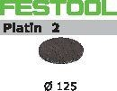 FESTOOL sandpaper 15 pack, S4000 grit - Dia. 125 mm