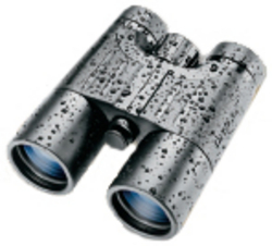Tasco 10x42 Roof Prism Waterproof Binocular+ 168RB Combo